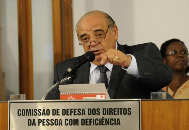 Para o deputado Dalmo Ribeiro, este é mais um passo em prol da inclusão social. Foto ALMG