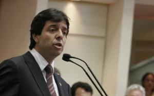 Dep.Dinis Pinheiro, presidente da ALMG