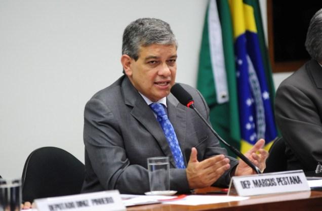 Dep.Marcus Pestana (PSDB-MG). Foto Lúcio Bernardo Jr/Ag.Câmara