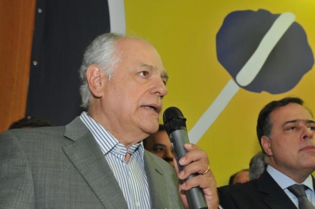 Novo presidente do ITV-MG quer percorrer o Estado para defender os ideais da socialdemocracia. Foto Alessandro Carvalho