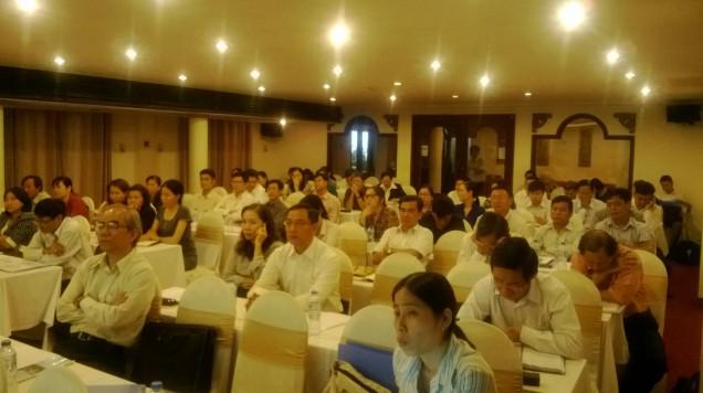 Encontro de cooperação mútua contou com gestores públicos vietnamitas