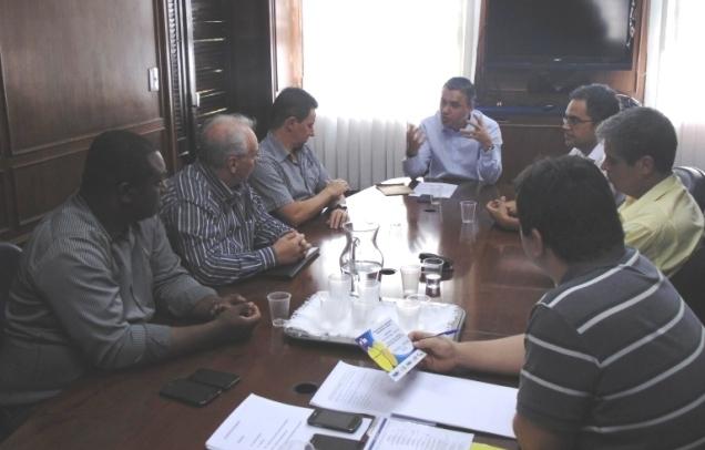 A reunião preparatória foi realizada na sede do PSDB-MG, em Belo Horizonte
