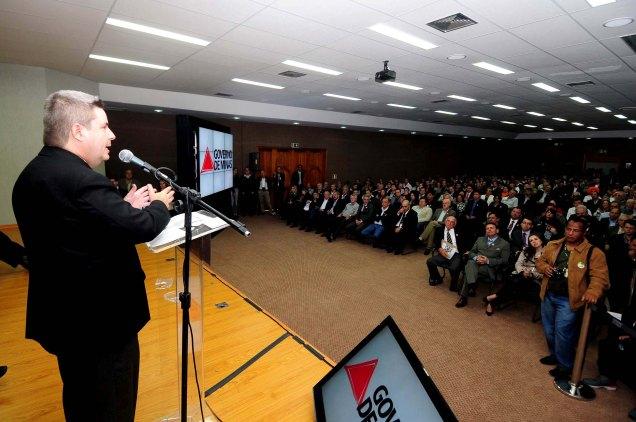 Com investimentos de cerca de R$ 33 milhões para construção, ampliação e reforma de hospitais, sete municípios passam a integrar a Rede de Urgência e Emergência Macro Sudeste. Foto Omar Freire/Imprensa MG