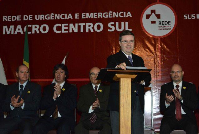 Recursos são para reforma e ampliação do Hospital Geral, aquisição de equipamentos médicos e para compra de medicamentos. Foto Carlos Alberto