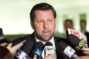 Líder do PSDB na Câmara, deputado Carlos Sampaio (SP). Foto Alexssandro Loyola