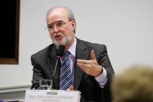 Eduardo Azeredo é o autor do projeto que deu origem à lei. Foto Alexssandro Loyola