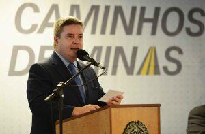O anúncio foi feito nesta 5ª-feira pelo governador Anastasia. Foto Gil Leonardi / Imprensa MG