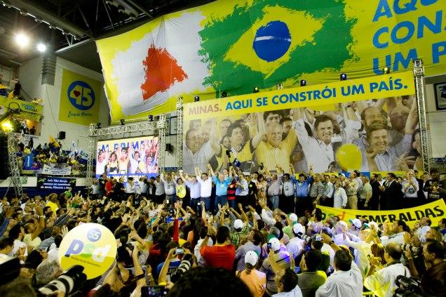Foto Leo Lara / PSDB