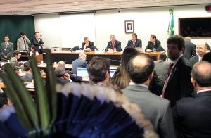 A reunião aconteceu na Comissão de Agricultura, Pecuária, Abastecimento e Desenvolvimento Rural. Foto Viola Jr./Ag.Câmara