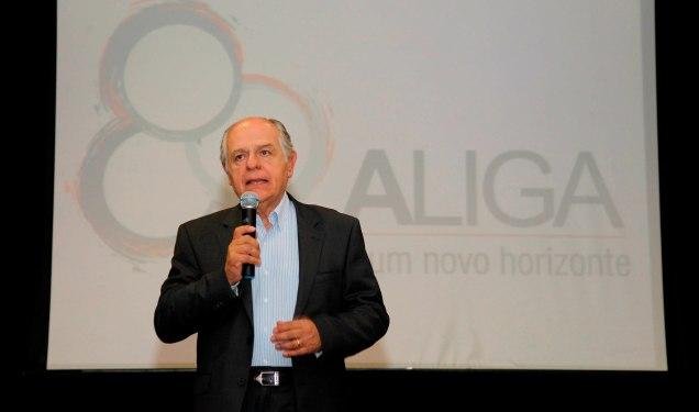 Pimenta da Veiga defende revolução na educação como passo primordial para executar seu plano de fomento ao empreendedorismo, à ciência e à tecnologia. Foto Leo Lara