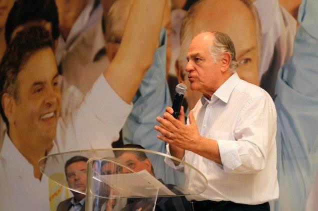 Pimenta da Veiga estará na cidade, onde a primeira nota foi trocada pelo então ministro da Fazenda, Fernando Henrique Cardoso. Foto Leo Lara
