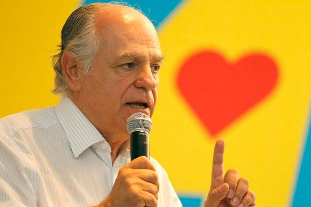 Pimenta da Veiga destacou a necessidade do diálogo com o povo mineiro para construção de um plano de governo eficiente. Foto Leo Lara
