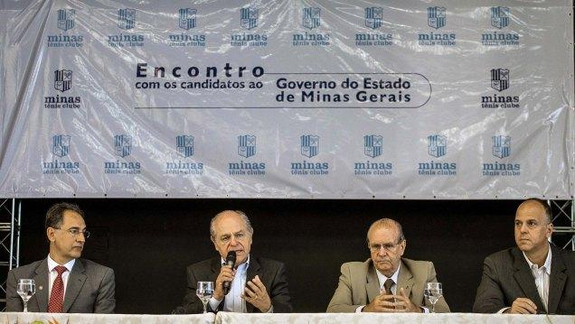 Em reunião com representantes de instituições esportivas, Pimenta da Veiga garantiu a ampliação de incentivos por meio do Bolsa-Atleta, do Bolsa-Técnico e do ICMS