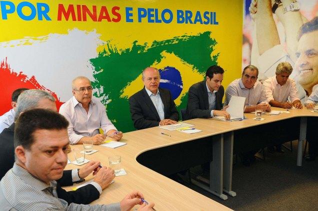 Durante evento em BH, representantes de importantes segmentos produtivos do estado reafirmam confiança nos candidatos da Coligação Todos por Minas