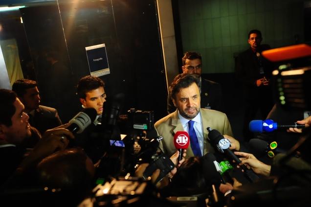 01-02-15 - Entrevista Aecio Neves - Brasilia