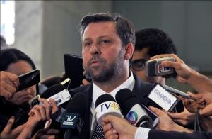 Líder do PSDB na Câmara, deputado Carlos Sampaio. Foto Luis Macedo/Câmara dos Deputados