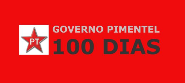 Pimentel 100 Dias