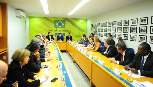 PSDB reuniao