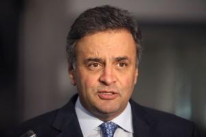 Aécio Neves diz que PSDB buscará medidas para quebrar sigilo inclusive por meio de CPI