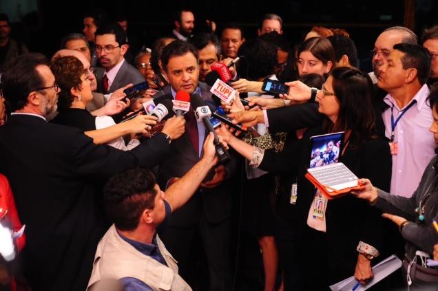 """""""A oposição no Brasil, e o PSDB em especial, tem cumprido o seu papel com absoluta responsabilidade"""", ressaltou o presidente tucano"""