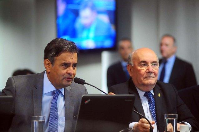 Senador sugeriu à Comissão de Relações Exteriores fazer pedido formal à Organização dos Estados Americanos (OEA)