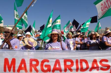 Marcha recebeu patrocínio do BNDES, Caixa e da Itaipu Binacional