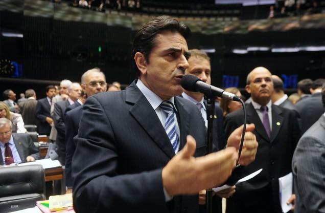O deputado Domingos Sávio (PSDB-MG) é coordenador do partido na Comissão Mista de Orçamento. Foto Agência Câmara