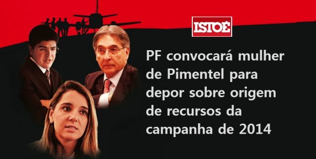pimentel ISTOE