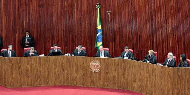 Sessão plenária jurisdicional do TSE. Brasília-DF 15/09/2015 Foto: Roberto Jayme/ASICS/TSE