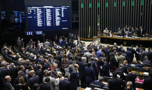 Foto Ananda Borges/Câmara dos Deputados