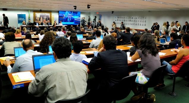 Audiência pública na Câmara dos Deputados discutiu o desastre de Mariana